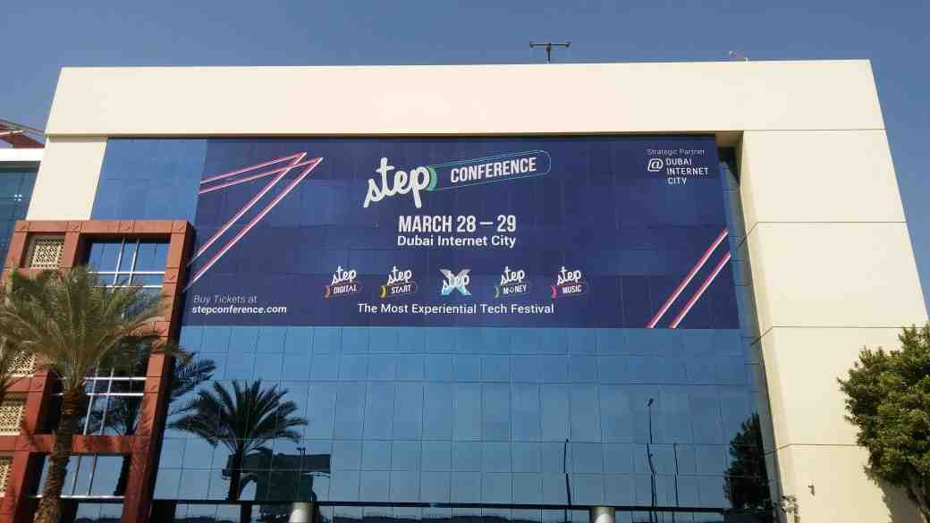 Building Wrap - Step Conference